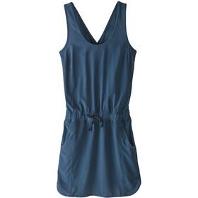 Patagonia Fleetwith jurk Dames blauw